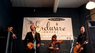 The Tossers Live-Emerald City-The Exclusive Company-Milwaukee- March 17,2013