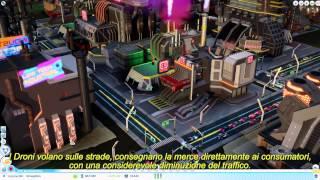 EA SimCity Città Del Futuro | Gameplay - Diario Sviluppatori | ITALIANO
