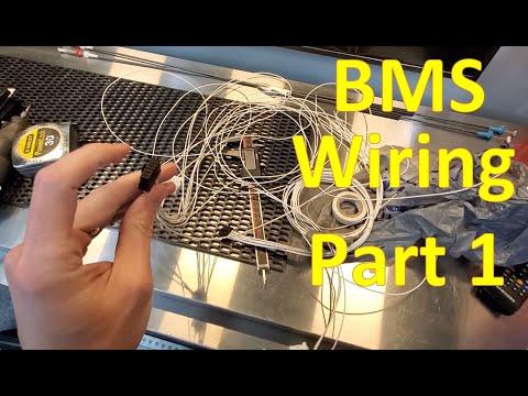 BMS Wiring Part 1