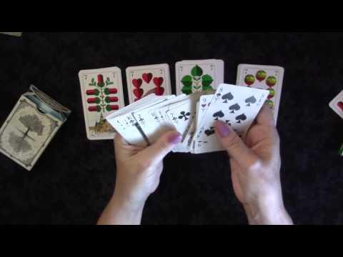 German Skat Playing Card Divination + Sample Reading