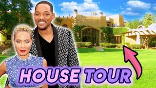 Will Smith | House Tour 2019 | $42 Million Dollar LA Calabasas Home