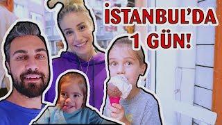 KAFASI KADAR DONDURMA YEDİ! İstanbul'da Hep Beraberiz 😍   VLOG#40