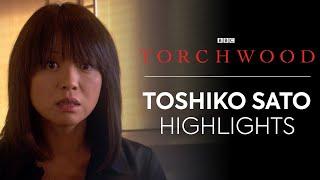 TORCHWOOD («Охотники за чужими»), Toshiko Sato: Highlights   Torchwood
