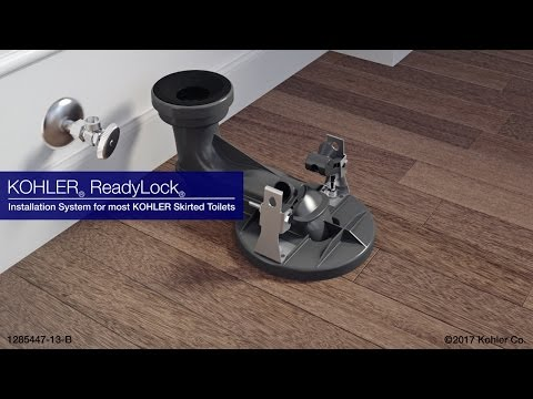 Kohler ReadyLock Installation System