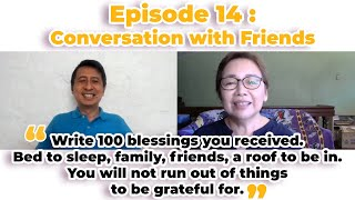 Conversation with Bro Bo Sanchez, Founder Light of Jesus, one of the preacher of the Feast