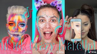 TIKTOK CRAZY MAKEUP COMPILATION #28