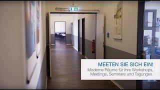 Tagungsräume in historischer Industriekulisse in Düsseldorf