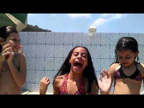 Desafio da piscina em 3
