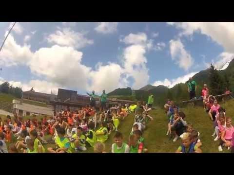 Preview video ECCO IL SECONDO VIDEO DELLA PRIMA SETTIMANA DI CAMP 2013