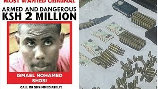 Terror suspect Ismael Shosi killed in an armed confrontation with police