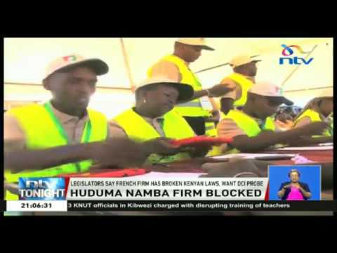 Huduma namba firm blocked from doing business in Kenya for 10 years