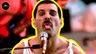 Freddie Mercury - najlepszy głos świata według naukowców