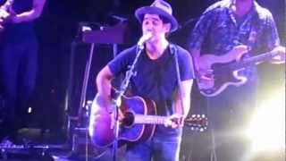 Joshua Radin - Where You Belong (Live)