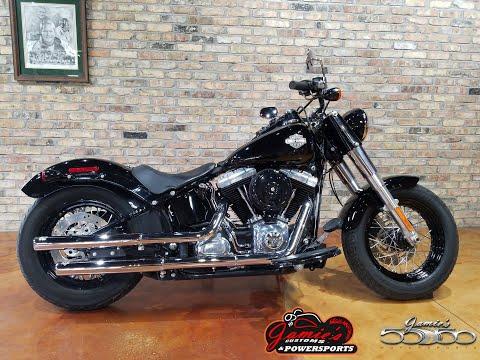 2013 Harley-Davidson Softail Slim® in Big Bend, Wisconsin - Video 1