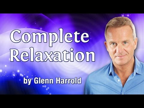 Video of Complete Relaxation - Hypnosis