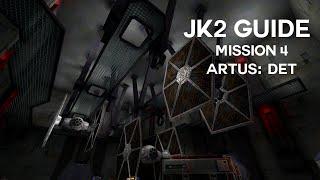 Artus Detention : Jedi Knight 2 complete walkthrough