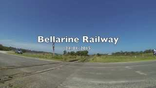 preview picture of video 'Bellarine Railway: Pozieres - 24/01/2015'