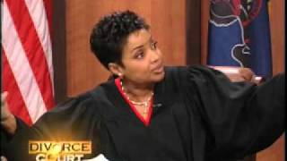 Decline of Manhood According to Judge Lynn Toler of DIVORCE COURT