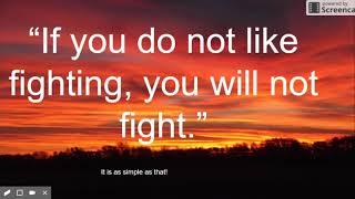 People love Fighting