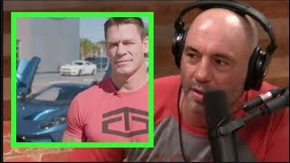 Joe Rogan on the John Cena Ford GT Controversy