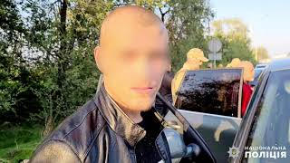 Появились подробности задержания двух подозреваемых в разбойных нападениях под Николаевом