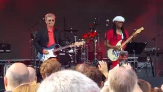 Thompson Twins' Tom Bailey - Lay Your Hands On Me with Nile Rodgers @ FOLD Festival