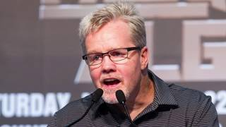 Freddie Roach Has Mixed Feelings on McGregor-Malignaggi
