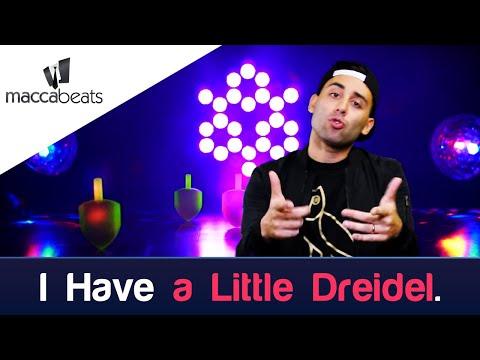 I Have a Little Dreidel - Hanukkah