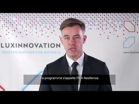 Fit 4 Resilience - Franz Fayot, Ministre de l'Economie