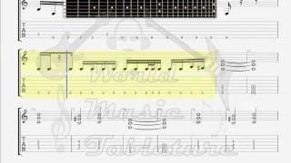 Evergrey   To Hope is to Fear GUITAR 1 TAB