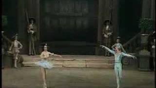 Kirov Ballet Sleeping Beauty, Bluebird Coda