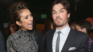 Download Video 10 Things About Nina Dobrev and Ian Somerhalder's Relationship MP3 3GP MP4
