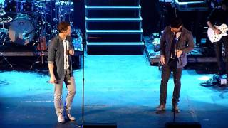 Matthew Morrison And JC Chasez   This I Promise You LIVE @ Hammersmith Apollo, London