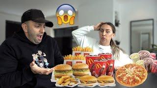 LAATSTE DIE STOPT MET FASTFOOD ETEN WINT!| #420