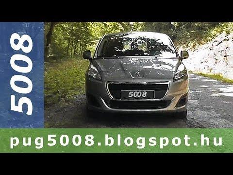Peugeot 5008 - 2014