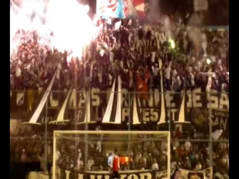 """""""LA GRAN PREVIA DE CENTRAL NORTE FRENTE TALLERES"""" Barra: Agrupaciones Unidas • Club: Central Norte de Salta"""