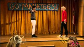 Austin and Trent Dance Off [HD]