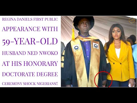 Regina Daniels First Public Appearance with Husband Ned Nwoko Shock Nigerians