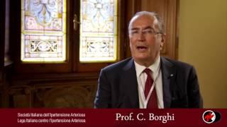 Prof. Claudio Borghi: Pressione e metabolismo dell'acido urico.