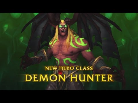The Story of the Demon Hunters