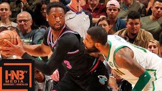 Майами без проблем обыгрывает Бостон