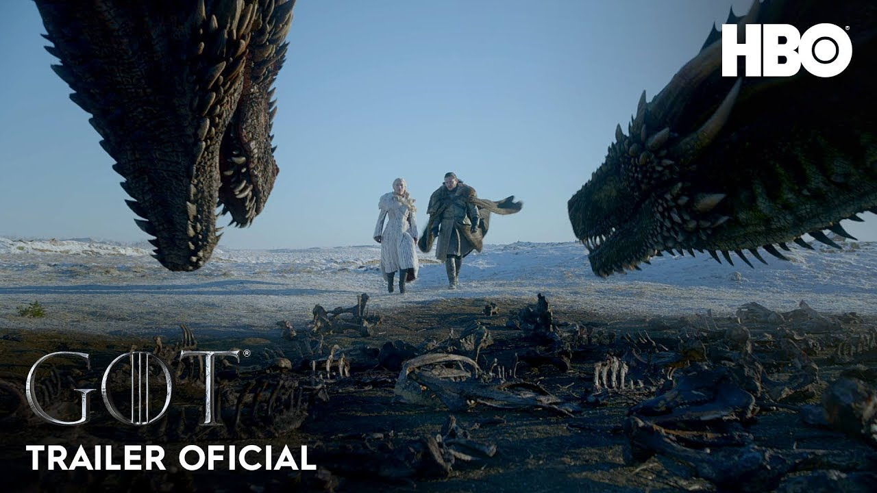 Última temporada de Game of Thrones ganha trailer