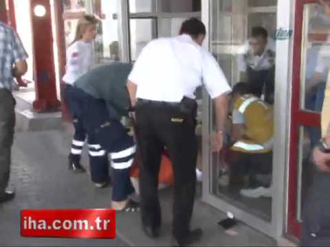 Turkish Ambulance Stretcher Hospital Fail