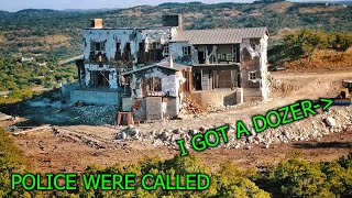 Renovating an Abandoned Mansion Part 8
