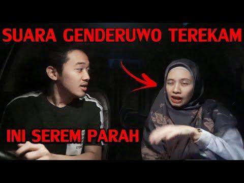 PARANORMAL EXPERIENCE: SUARA GENDERUWO TEREKAM WAKTU SHOOTING