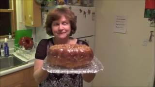 pumpkin bundt cake with yellow cake mix and butterscotch pudding