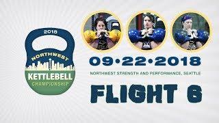 #6 | IKFF Northwest Kettlebell Championships 2018 (Seattle, WA) | Kettlebell Sport