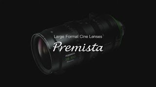 YouTube Video Ah9Ap8jMgJI for Product Fujifilm Premista Cinema Lenses by Company Fujifilm in Industry Lenses