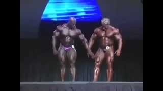 Jay Cutler VS Ronnie Coleman final Mr Olympia (Idea to End)