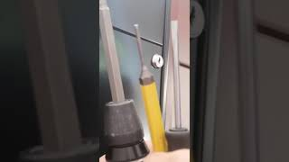 Life Hack 2 - How to easily pick a filing cabinet lock 2019 ( and re lock it after !)